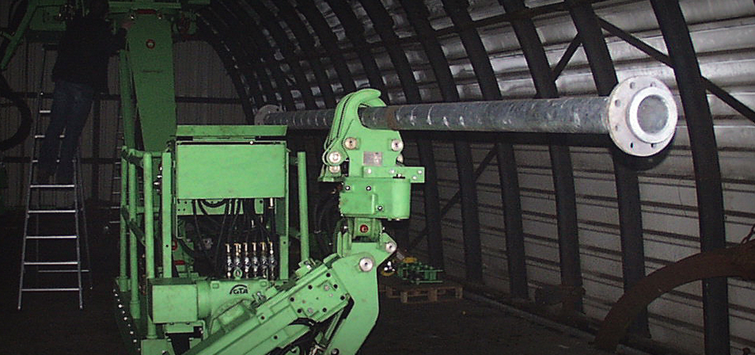 Pipe Manipulator 6500